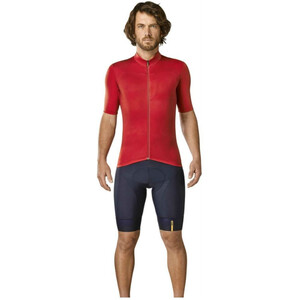 Mavic Essential SS Jersey Herr red red