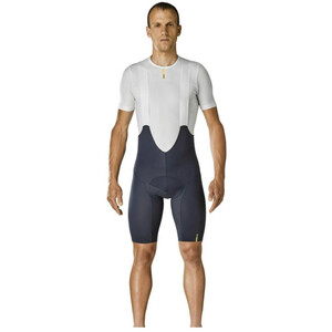 Mavic Cosmic Trägershorts Herren eclipse/white eclipse/white