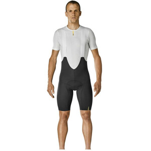 Mavic Cosmic Bib Shorts Herr black/white black/white