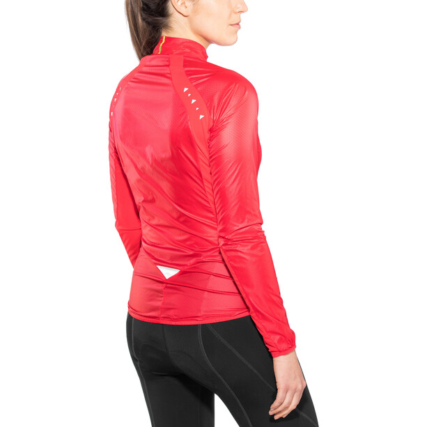 Mavic Sequence Windjacke Damen lollipop