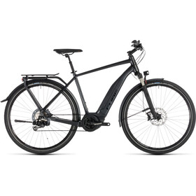 cube touring hybrid sl 500 e trekking bike grey at. Black Bedroom Furniture Sets. Home Design Ideas