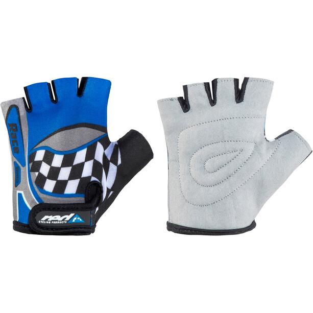 Red Cycling Products Race Bike Gloves Barn blå/grå