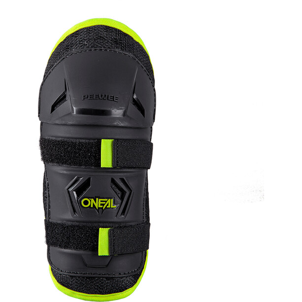 O'Neal Peewee Knieprotektoren neon yellow