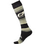 O'Neal Pro MX Socken Stripes black/yellow