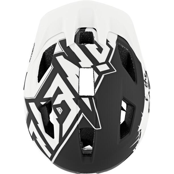O'Neal Rooky Helm Stixx Kinder black/white
