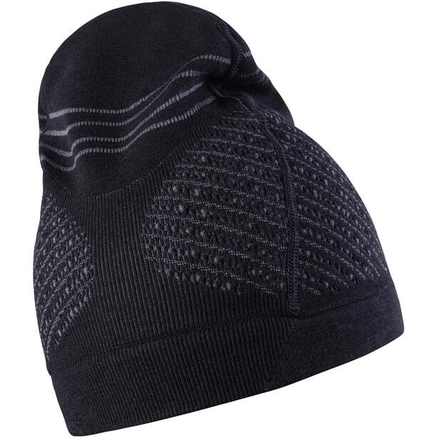 UYN Fusyon OW Winter Kappe Herren black/anthracite/anthracite