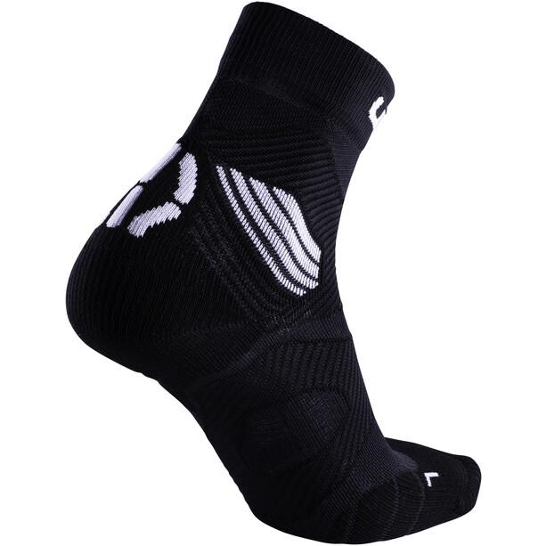UYN Run Trail Challenge Socken Herren black/white