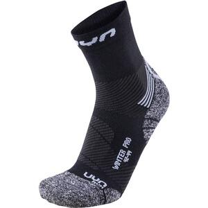 UYN Winter Pro Run Socken Herren black/pearl grey black/pearl grey