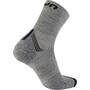 UYN Winter Pro Run Socken Herren grey/black