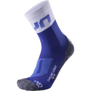 UYN Cycling Light Socken Herren french blue/white french blue/white