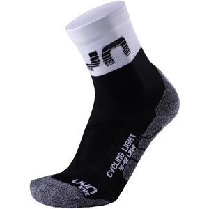 UYN Cycling Light Socks Dam black/white black/white