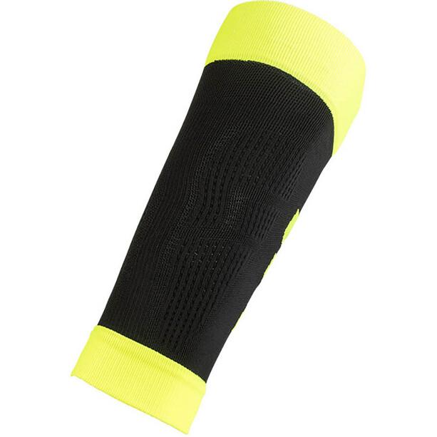 UYN Fly Wadenkompressoren Herren black/yellow fluo