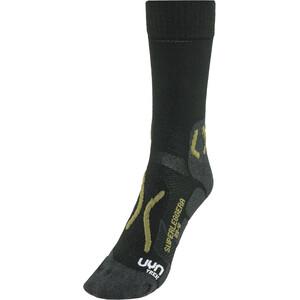 UYN Trekking Superleggera Socken Herren black/military black/military