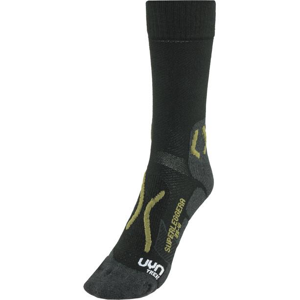 UYN Trekking Superleggera Socken Herren black/military