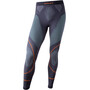 UYN Evolutyon UW Lange Hose Herren charcoal/green/orange shiny