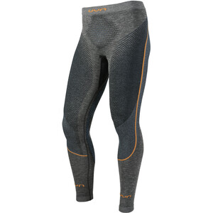 UYN Ambityon Melange UW Lange Hose Herren black melange/atlantic/orange shiny black melange/atlantic/orange shiny