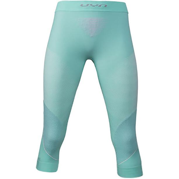 UYN Visyon UW Medium Hose Damen aqua/pink/pearl grey