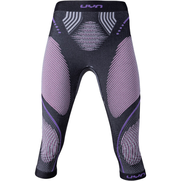 UYN Evolutyon UW Medium Hose Damen anthracite melange/raspberry/purple
