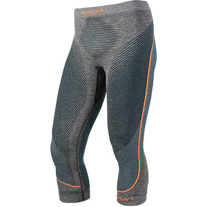 UYN Ambityon Melange UW Medium Hose Herren black melange/atlantic/orange shiny black melange/atlantic/orange shiny