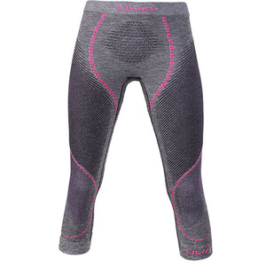 UYN Ambityon Melange UW Medium Hose Damen black melange/purple/raspberry black melange/purple/raspberry