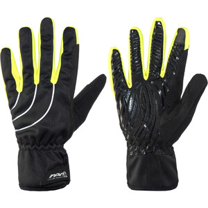 Red Cycling Products Winter Race Bike Handskar svart/gul svart/gul