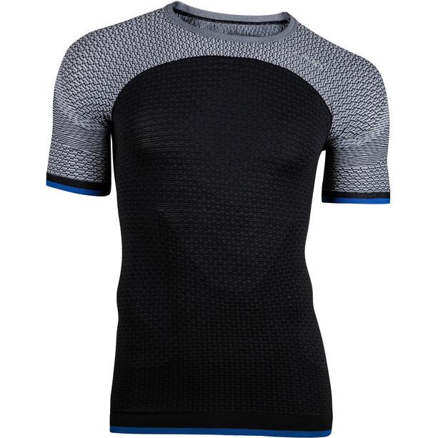 UYN Running Alpha OW SS Shirt Herr charcoal/off white