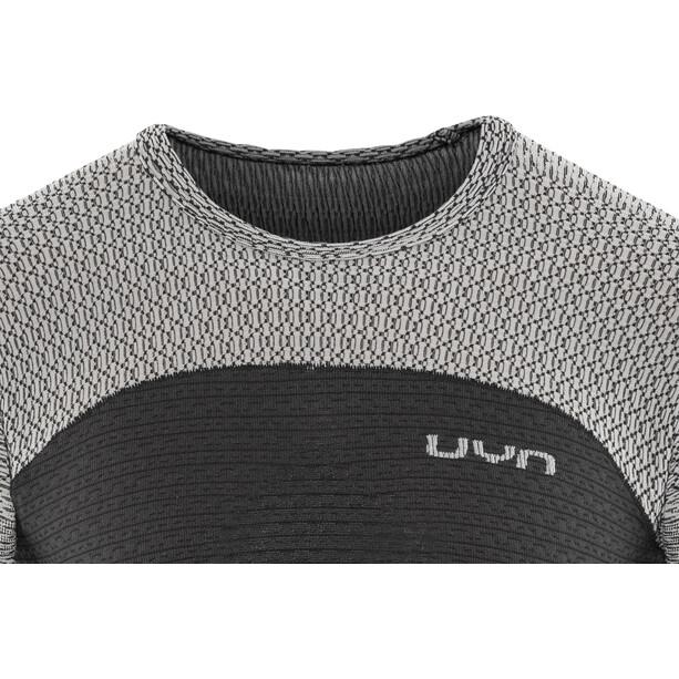 UYN Running Alpha OW Kurzarmshirt Herren charcoal/sleet grey