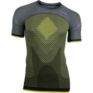 UYN Running Alpha OW Kurzarmshirt Herren tonic yellow/sleet grey tonic yellow/sleet grey