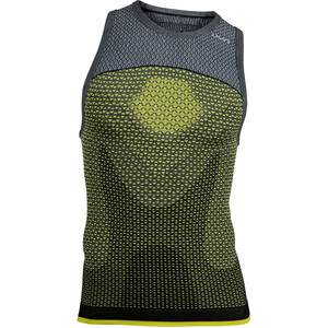 UYN Running Alpha OW Singlet Herren tonic yellow/sleet grey tonic yellow/sleet grey