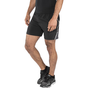 UYN Running Alpha OW Shorts Herre black/anthracite/silver black/anthracite/silver