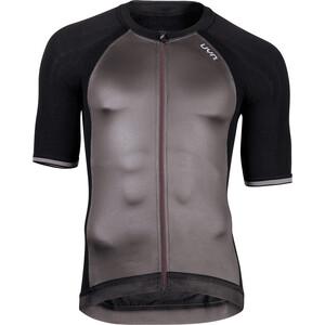 UYN Biking Activyon OW Chemise manches courtes Homme, blackboard/anthracite/grey blackboard/anthracite/grey