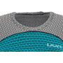 UYN Running Alpha OW Kurzarmshirt Damen blau/grau
