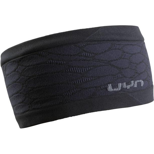 UYN Stirnband blackboard/anthracite/grey