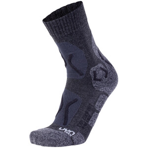 UYN Trekking Expl**** Comfort Socken Damen anthracite/black anthracite/black
