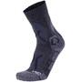 UYN Trekking Expl**** Comfort Socken Damen anthracite/black