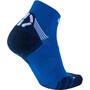 UYN Run Super Fast Chaussettes Homme, bleu/blanc
