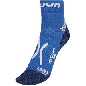 UYN Run Super Fast Socken Herren blau/weiß blau/weiß