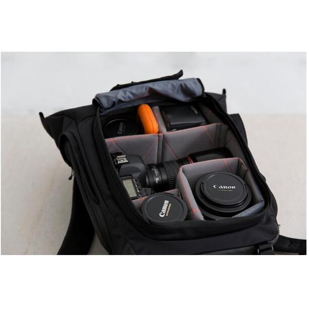 Timbuk2 Enthusiast Kamera Rucksack jet black