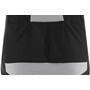 ION Paze AMP T-shirt zip complet Homme, noir/gris