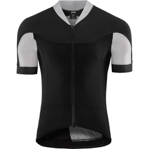 ION Paze AMP T-shirt doorlopende rits Heren, zwart/grijs zwart/grijs