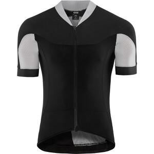 ION Paze AMP T-Shirt Full-Zip Kurzarm Herren black black