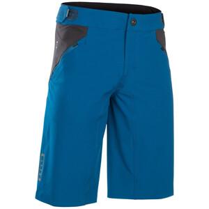 ION Traze AMP Fahrradshorts Herren ocean blue ocean blue