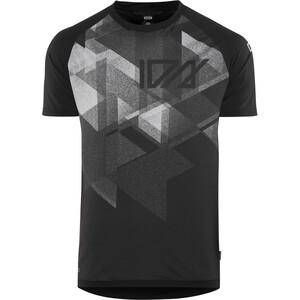 ION Traze AMP Kurzarm T-Shirt Herren black black