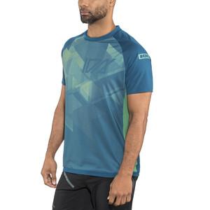 ION Traze AMP Kurzarm T-Shirt Herren ocean blue ocean blue