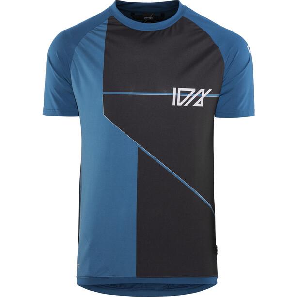 ION Traze AMP Cblock Kurzarm T-Shirt Herren ocean blue