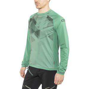 ION Traze AMP T-Shirt Langarm Herren sea green sea green