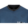 ION Scrub AMP 3/4 Arm T-Shirt Herren ocean blue
