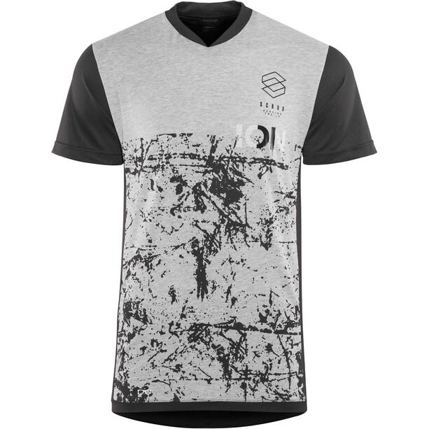 ION Scrub AMP Kurzarm T-Shirt Herren black