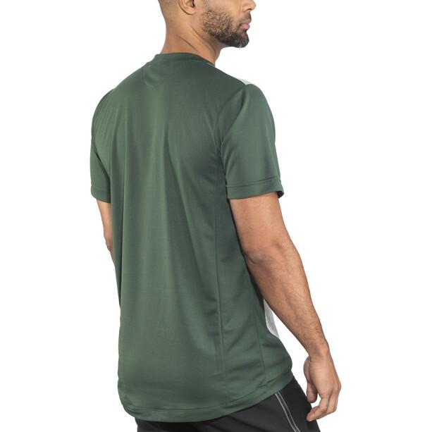 ION Letters Scrub AMP Kurzarm T-Shirt Herren green seek