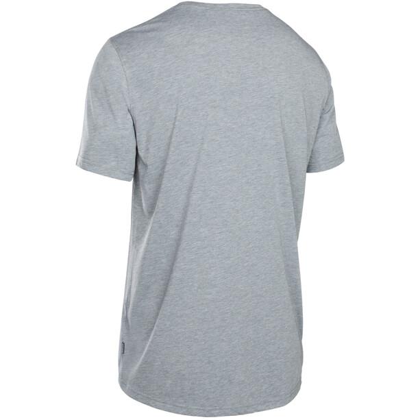 ION Seek DriRelease Kurzarm T-Shirt Herren grey melange